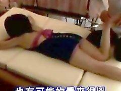 Hierojan panee japanilainen nainen minä (SOD HRN bkgf01 )
