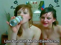 Webcam Hottie Chicks Naakt