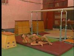 Desiderio da una mini ginnasta 2 - Scene 4