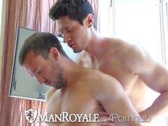 ManRoyale - Joey Moriarty & Mike Gaite Geceyi harcamış Fucking