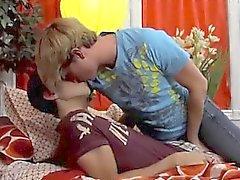 Homosexuell Porno- Gabriel, der Sehnen Brendans bekannter leckeren c sei
