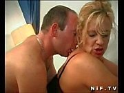 French mature always loves anal sex and facial cumshot