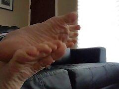 Tétée de pied