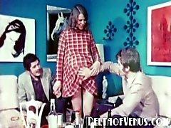 Der schwangeren Lust - 1970 Weinlese- XXX