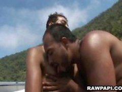 Hawaiian homo anaali seksiä