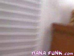 Azgın büyükannem Nana Funk cock