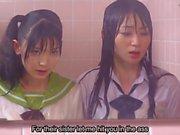 Den tortyr Club (Hentai Live action)