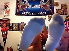 My 4 Day Worn Noshow Socks I Jog In