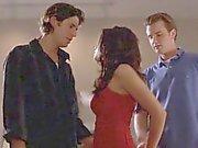 Tamara 2005 ( Üçlü Erotic öpücük ile dans manzara )