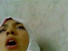 Egyptian Hijab Girl Fuck