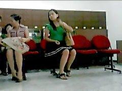 Sexy Le at Kasih Karunia Clinic, Surabaya, Indonesia