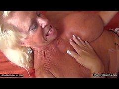 72 yaşındaki büyükanne Big Black Cock Craves