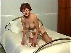 Love Older Nylon Full Cut Panty Women