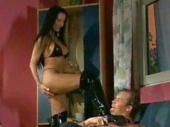 Lateks Lingerie Kinky Sex