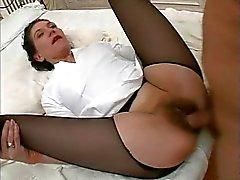 läkare gillar anal strumpbyxor anorimming troia culo