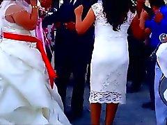 Tía de la novia dispone de Ass Vpl atractiva de