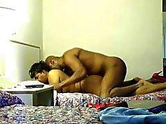 BBW Ebony Câmera Escondida com BBC