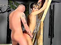 Секси людей У него дана вкусный Оли Jay играть с на