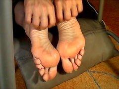 Ticklish Milf (ShoeplayladyAnja)