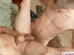 Carter Nash anus fucks Jerry Ford part1