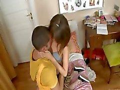 Liebe I diesem unglaublichen babysitters anal