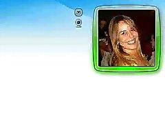 Michelle Loira Gata na CAM doen MSN