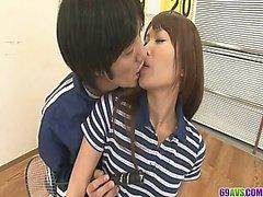 Two Guys Fuck And Creampie Suzu Minamoto