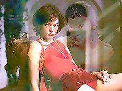 Sexig Milla Jovovich