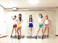 Waveya Korean tanssi joukkue