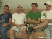 Broke Straight Boys: Mike, Kevin, JJ e Leon.wmw