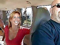 Andar a galo silvestres dentro de um carro