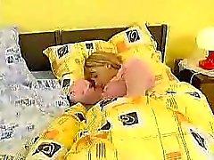 Sleeping Blonde is Awakened For Tasty Hardcore Screwing