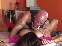 Yurizan Beltran First Hardcore With Yuri Luv