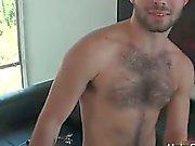 Pedazo atractiva de de Josh consigue culo martillado tras