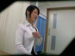 Schooldoctor de Gizli Voyeur Cam