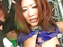 Trimmatut Karvainen pillu Aasian Teen Sidotut ja Made orgasmi
