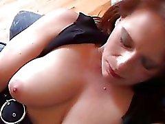 Big tits maduras funciona sua buceta