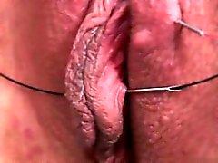 Nette Freundin Abschluß oben Orgasmus
