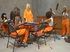 Zwarte Vrouwelijke Gevangenis
