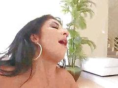 Raven Hot Squirting Anal MILF LOVE BIG DREDD BLACK COCK!