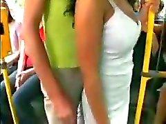 Sesso dilettante Su The Bus