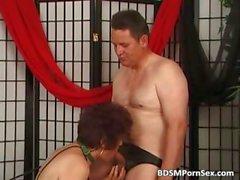 Зрелые пары играя BDSM игры часть 4
