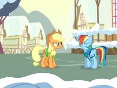 My Little Pony, L'amitié est magique - Episode 11: Winter Wrap Up