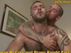 Bruno Knight and Logan MCCree