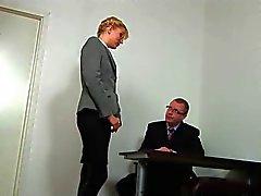 A delinquent teacher