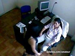 Entrevista de trabajo Mamadas balón hardcore sex