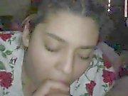Arap kız büyük horoz berbat