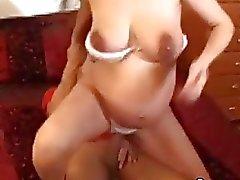 Vaimo raskaana lasit Fuck