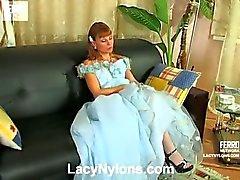 Alice&Alina hardcore nylon movie