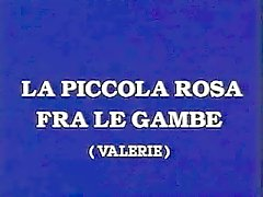 Итальянский классика - La Piccola Роса тра Le Gambe